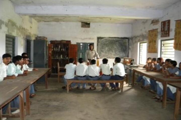 P S College-Classroom