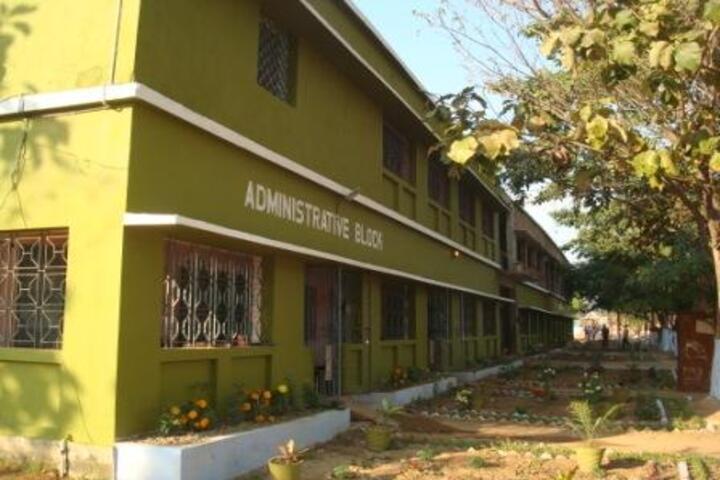 P S College-College Building