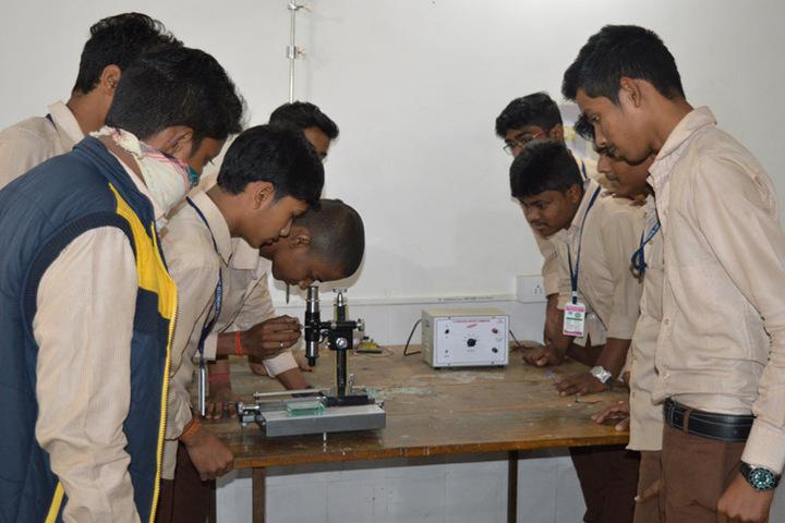 Gonasika Junior Science College-Biology Lab