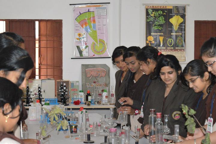 Gonasika Junior Science College-Chemistry Lab