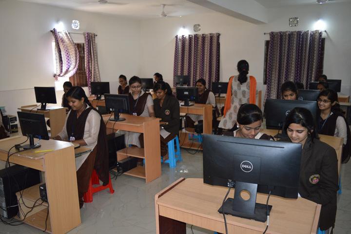 Gonasika Junior Science College-Computer Lab