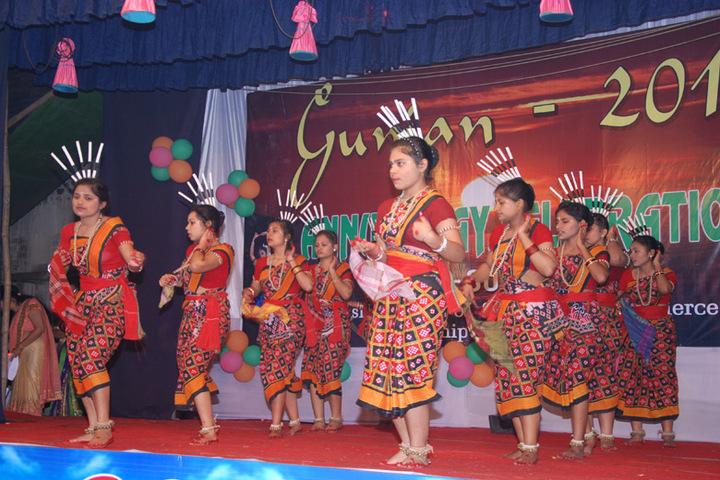 Gonasika Junior Science College-Dance