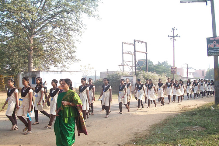 Gonasika Junior Science College-Rally