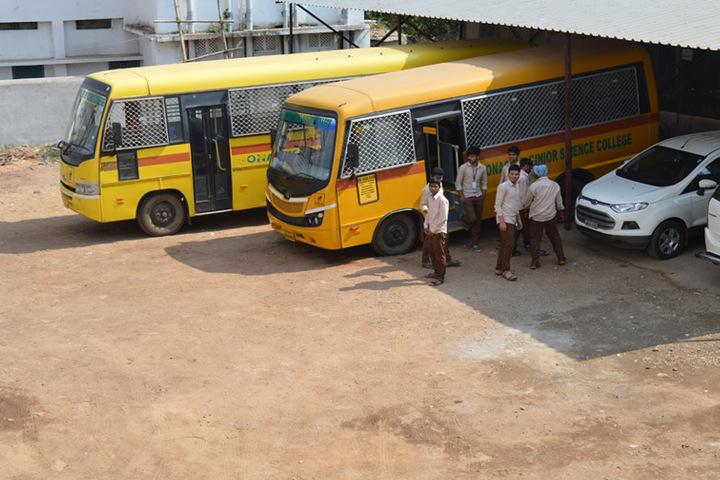 Gonasika Junior Science College-Transport