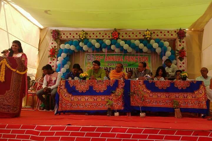 Balugaon College - Speech