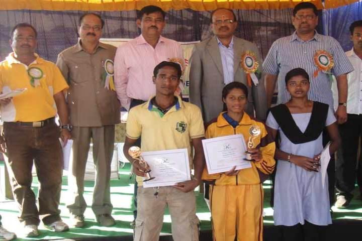 D R Nayapalli College-Awards