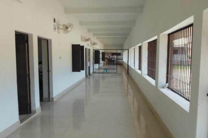 D R Nayapalli College-Classes