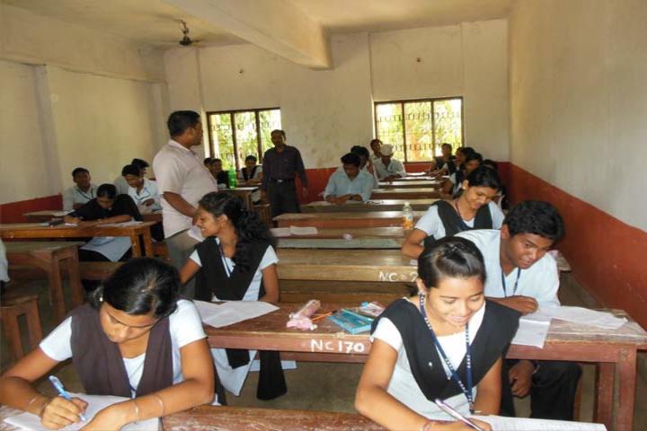 D R Nayapalli College-Classroom