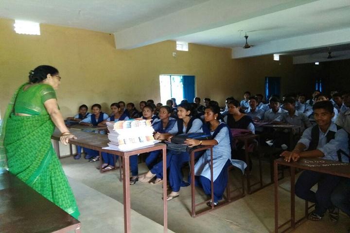 Ramamani Mahavidyalaya-Classroom