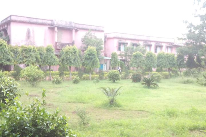Sri Sathya Sai College for Women - School Building
