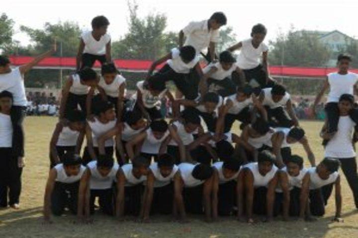 Loyola School Bilaspur-sports