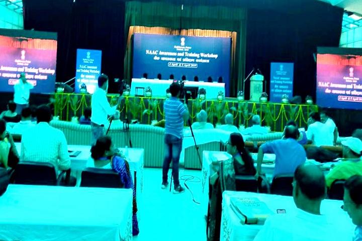 Nalanda Mahila College-Workshop