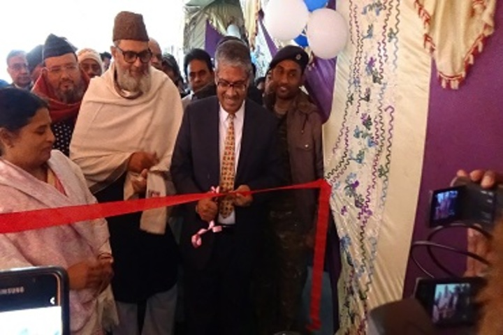 Soghra College-Inauguration