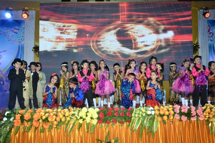 M G M Higher Secondary School-Annual Day