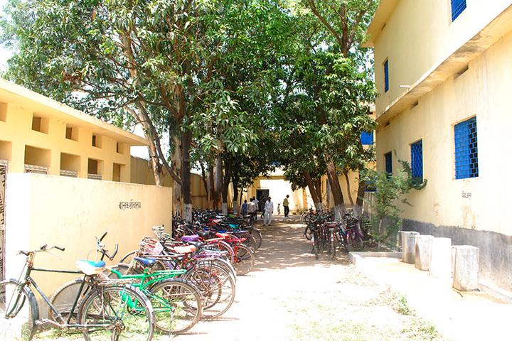Noorsarai College-Parking Lot