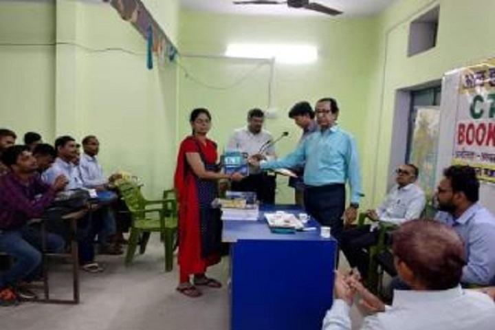 Al Hafeez College-Book Distribution
