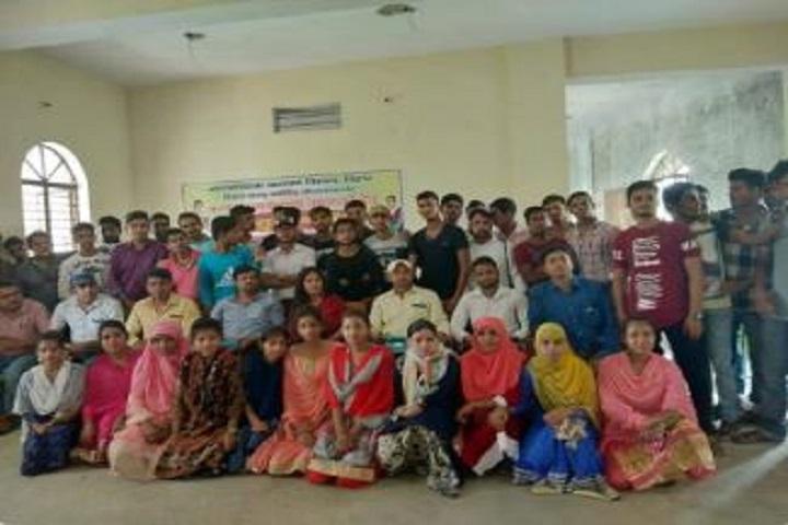 Al Hafeez College-Group Photo