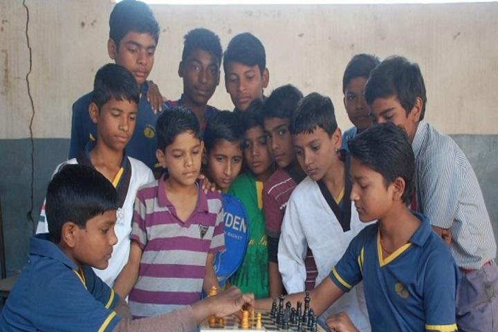 Universal Public School-Indore Games
