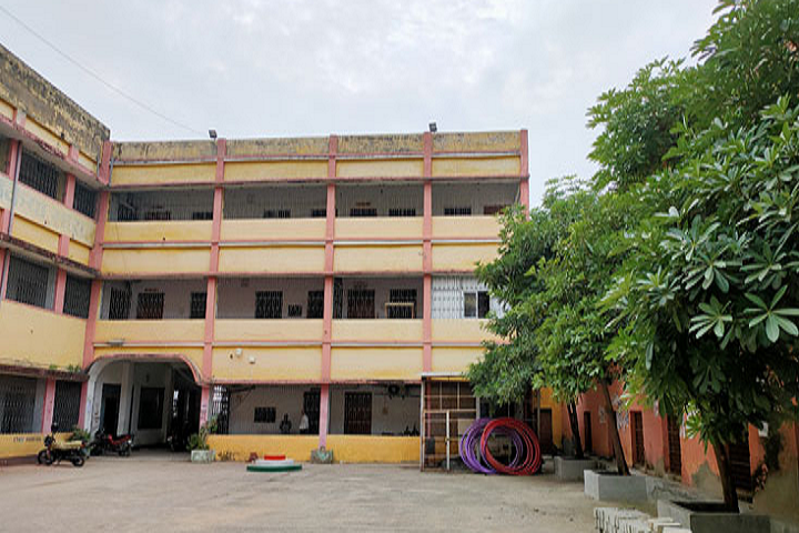 Sri Shankar College-Campus-View