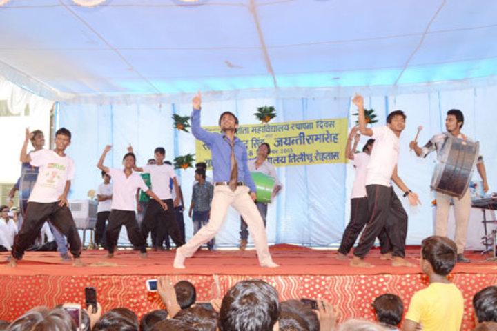 Shantha Mahavidyalaya-Dance