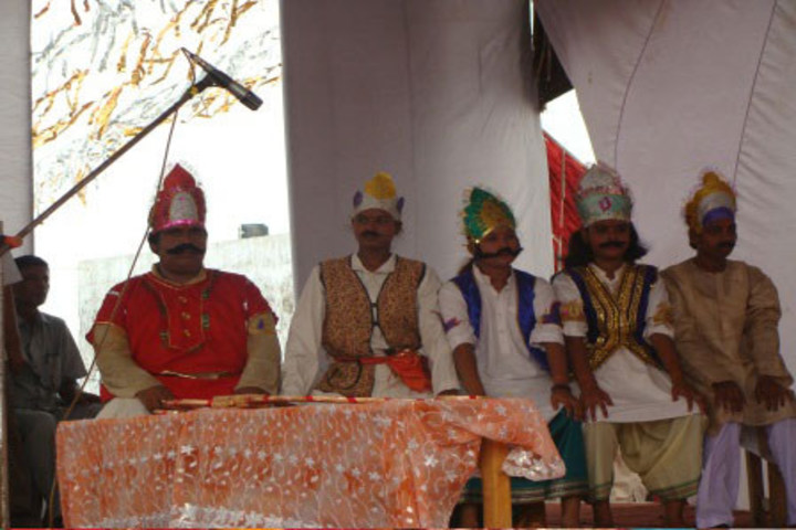 Shantha Mahavidyalaya-Drama