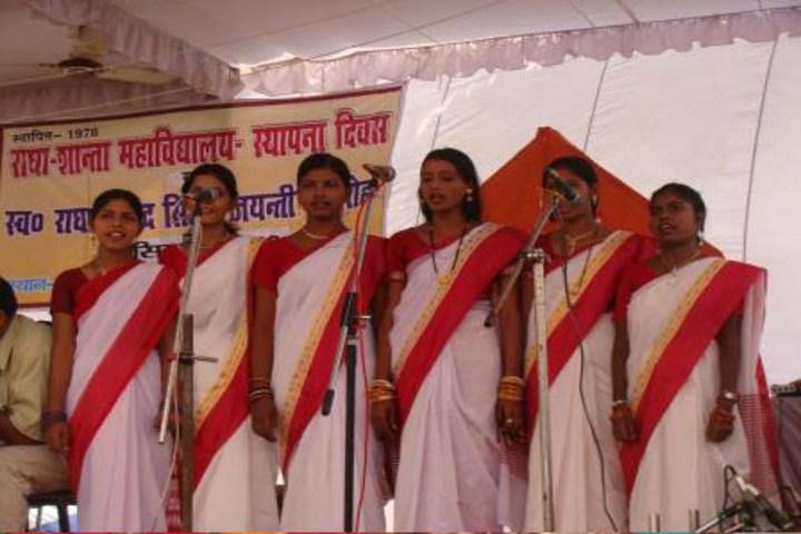 Shantha Mahavidyalaya-Group Singing
