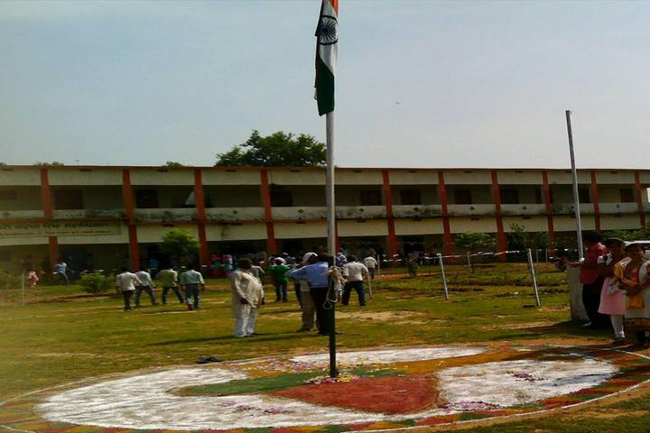 Choudhary Charan Singh College-Republic Day