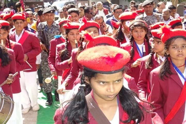 Sachchidanand Sinha College-Band Troop