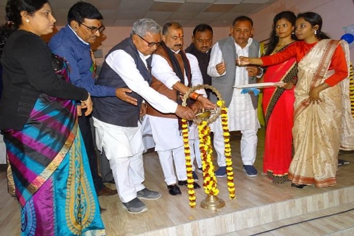 Sachchidanand Sinha College-Foundation