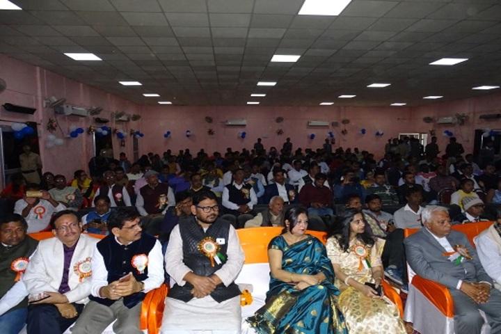 Sachchidanand Sinha College-Seminar Hall
