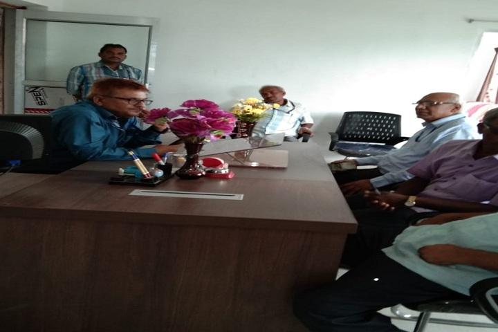 Anugrah Narayan Smarak College-Principle Room