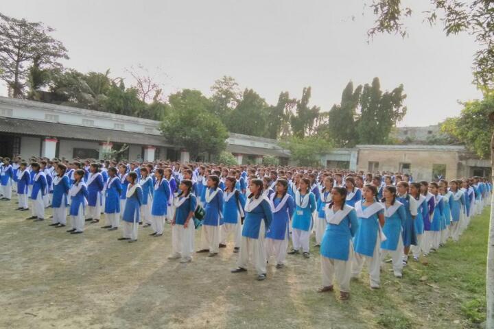 Chapman Rajkiya Balika Uchh Vidyalaya-Assembly