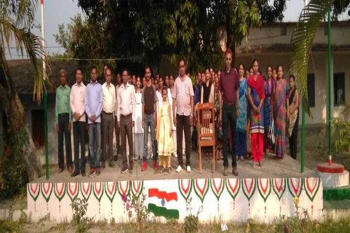 Chapman Rajkiya Balika Uchh Vidyalaya-Independence Day