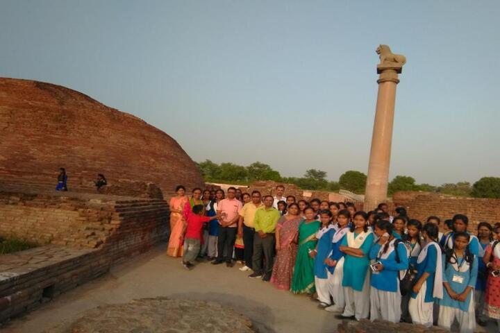 Chapman Rajkiya Balika Uchh Vidyalaya-Vaishali Trip