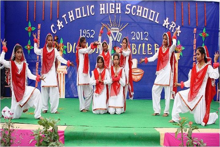 Catholic High School-Annual Day