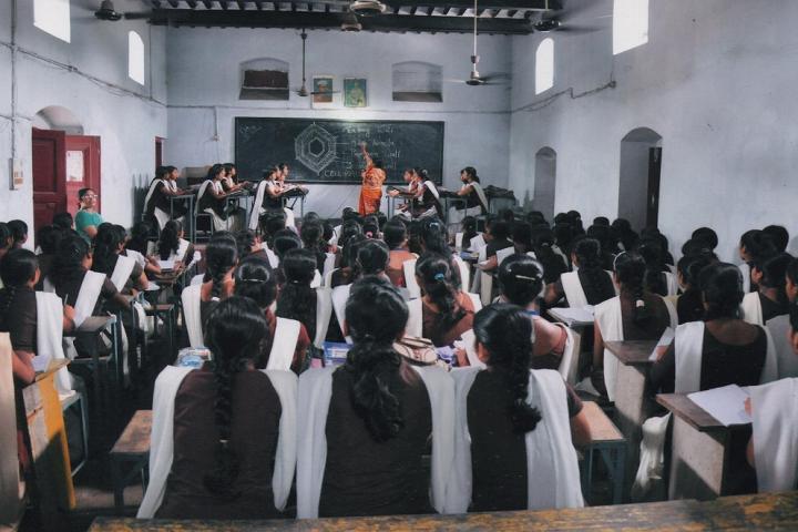 Intermediate Womens College-Classroom