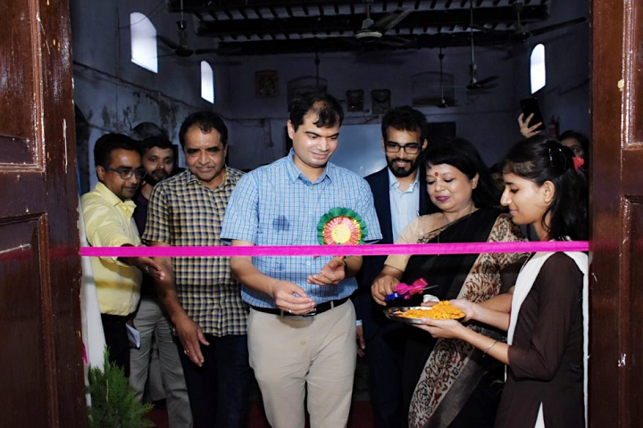 Intermediate Womens College-Inauguration