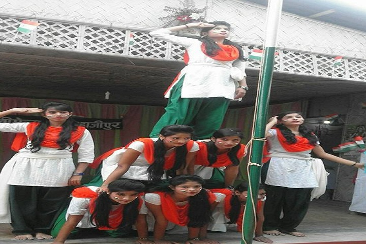 Intermediate Womens College-Independance Day Programme