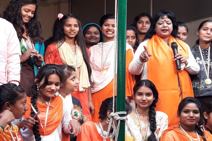 Intermediate Womens College-Independance Day
