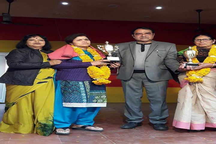 Intermediate Womens College-Prize