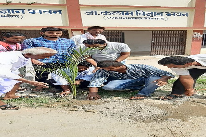 Deo Chand College-Plantation