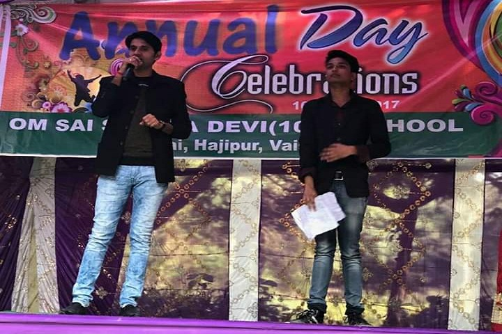 Om Sai Sukhiya Devi Samu Rai Senior Secondary School-Annual Day