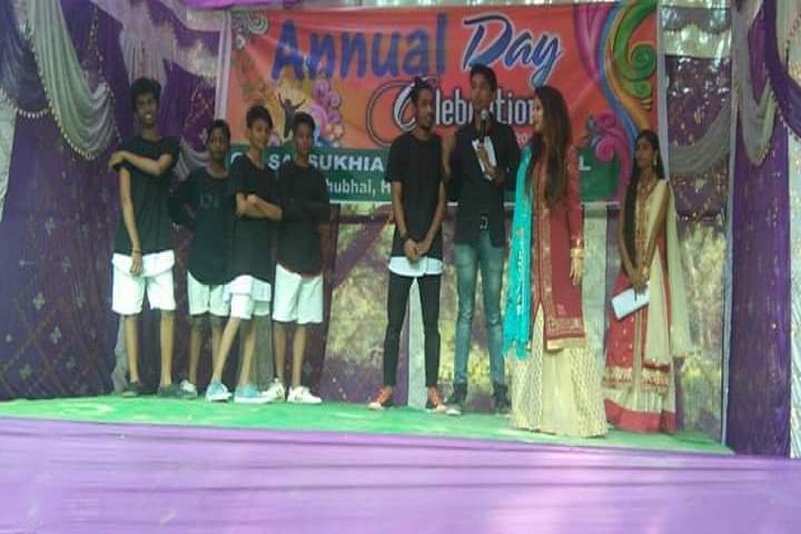 Om Sai Sukhiya Devi Samu Rai Senior Secondary School-Function