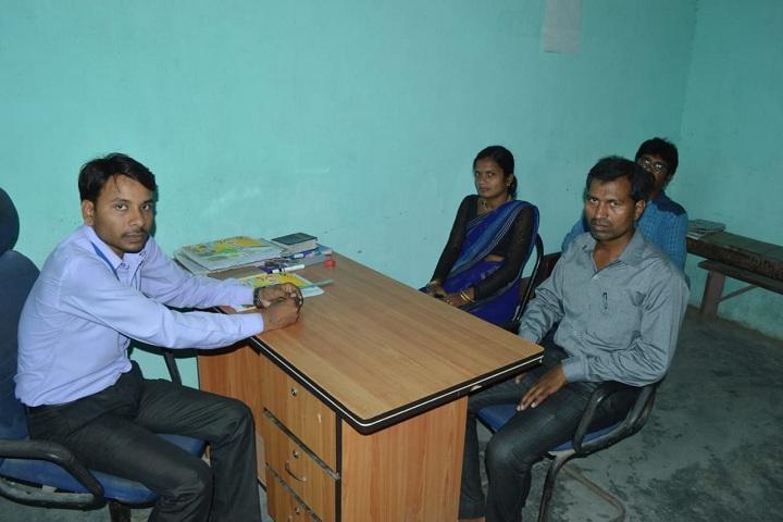 Om Sai Sukhiya Devi Samu Rai Senior Secondary School-Reception