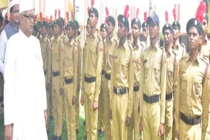 Chandradhari Mithila College-NCC