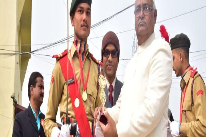 Chandradhari Mithila College-Prize Distribution