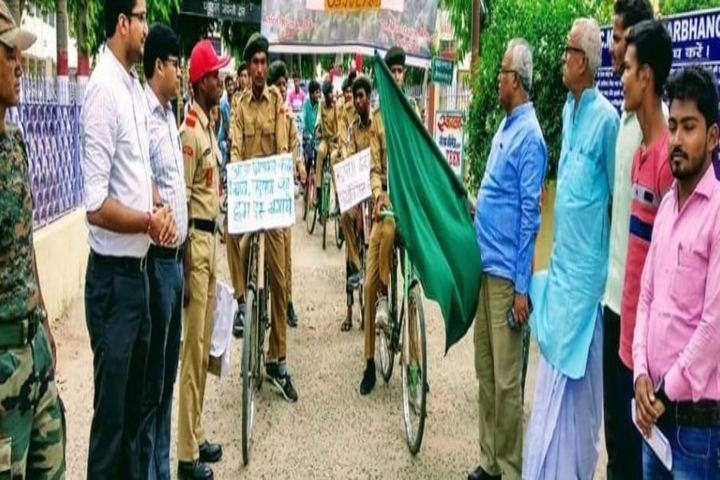 Chandradhari Mithila College-Rally