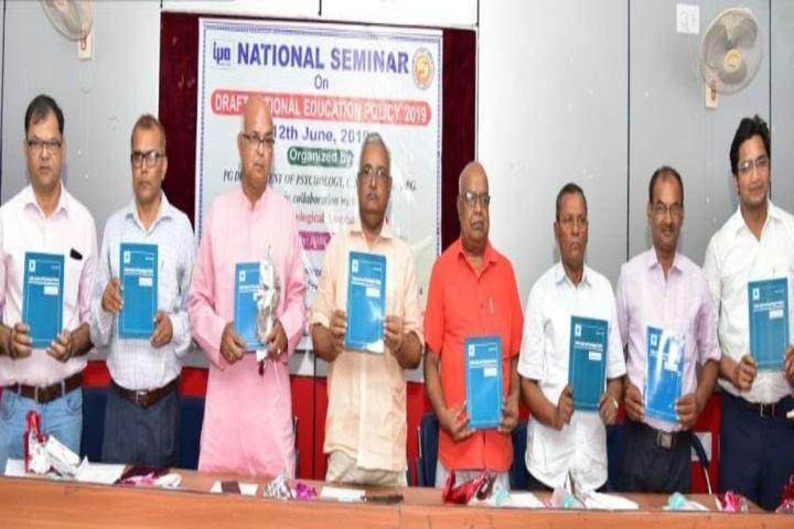 Chandradhari Mithila College-Seminar