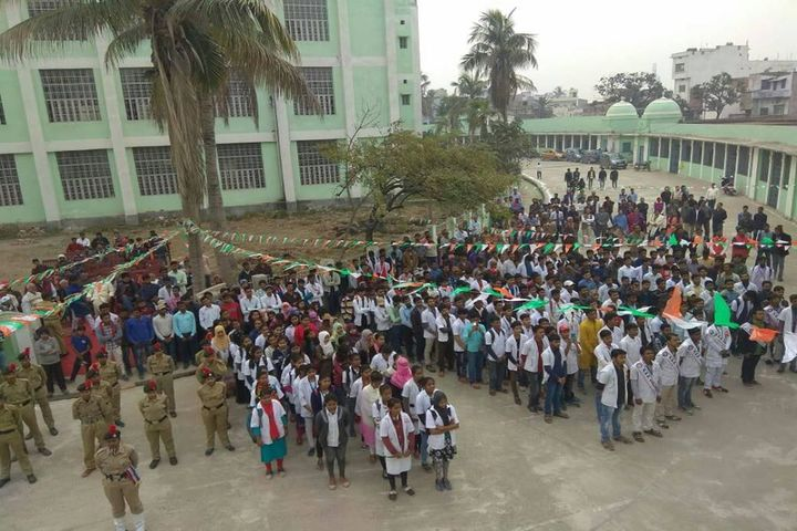 C M Science College-Assembly