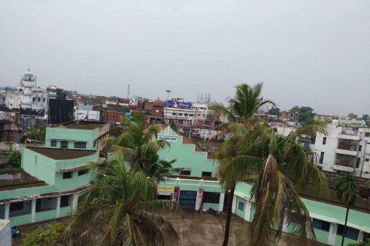 C M Science College-Campus Overview